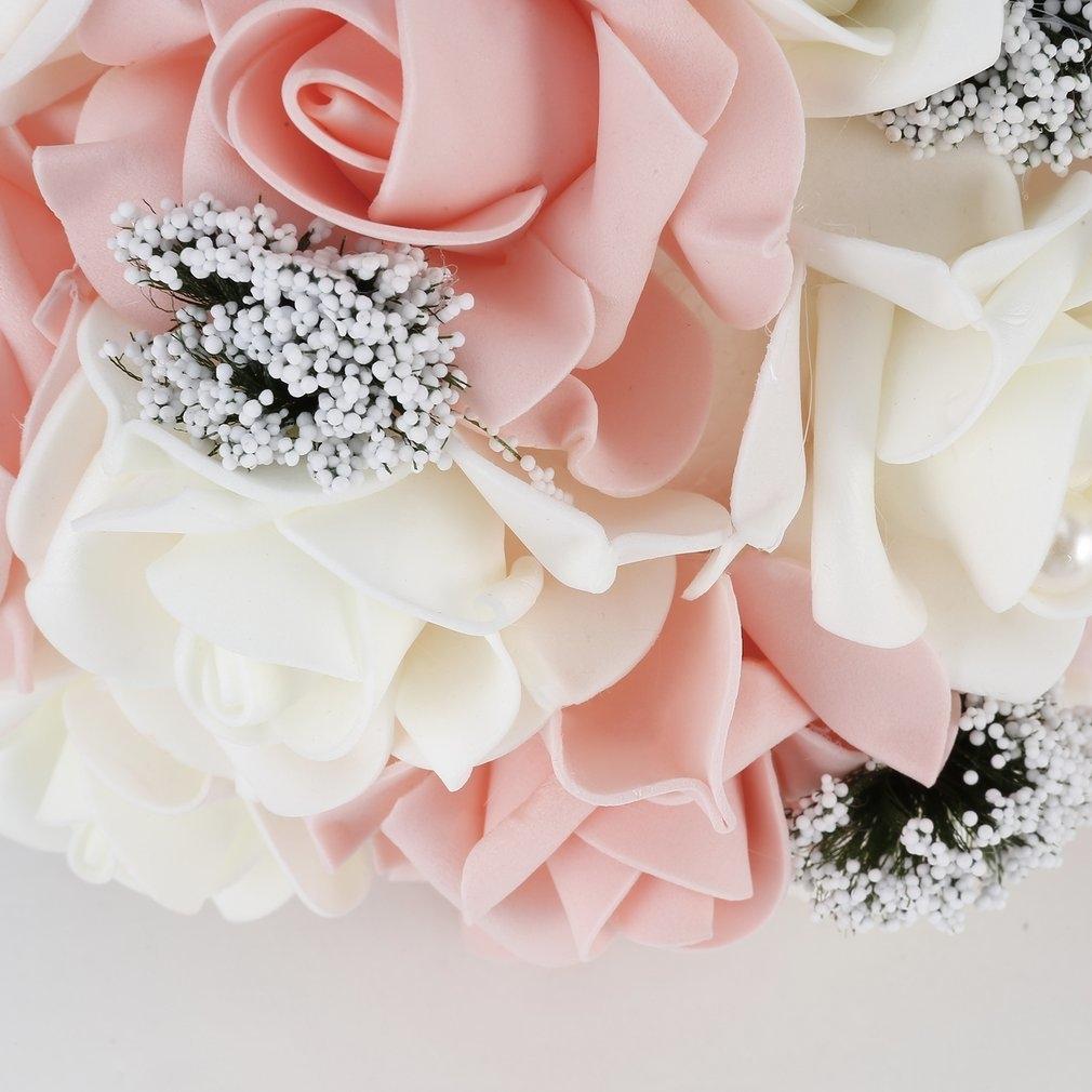 Buy Generic Bride Holding Flower Bouquet Korean Style Simulation