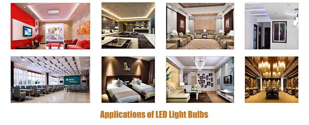 Lightme 10PCS AC 220V 3W E14 SMD 3014 LED Corn Bulb Spotlight with 64 LEDs
