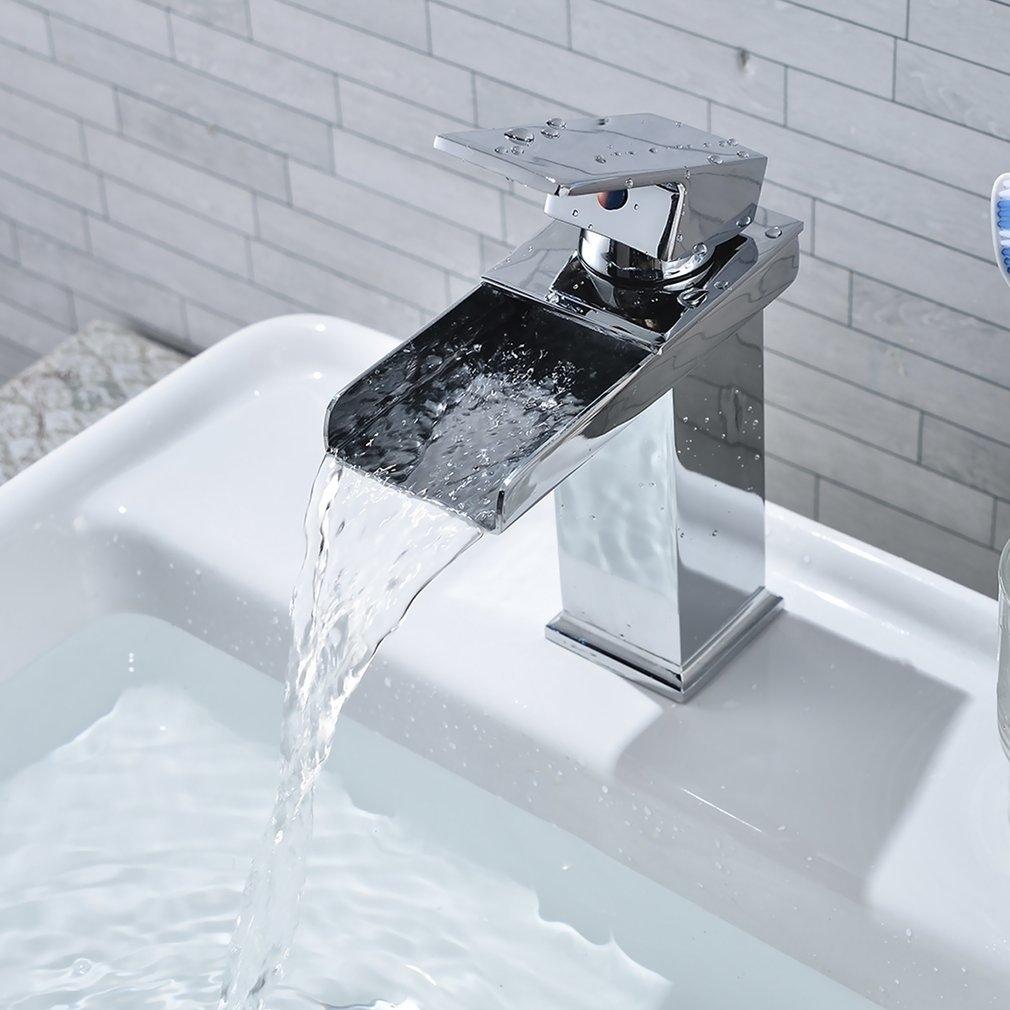Buy Generic Waterfall Design Faucet Bathroom Toilet Wash Basin Sink ...