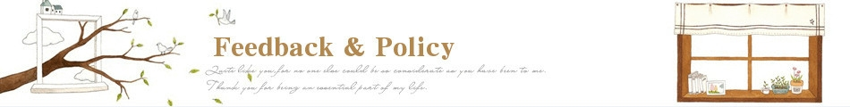 feedback&policy