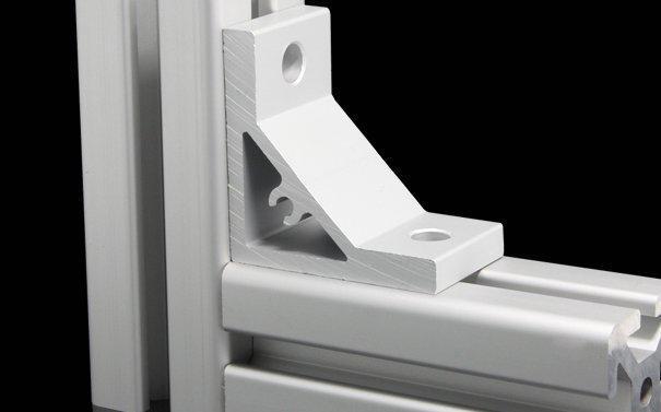 Generic Machifit 90 Degree Aluminium Angle Corner Joint