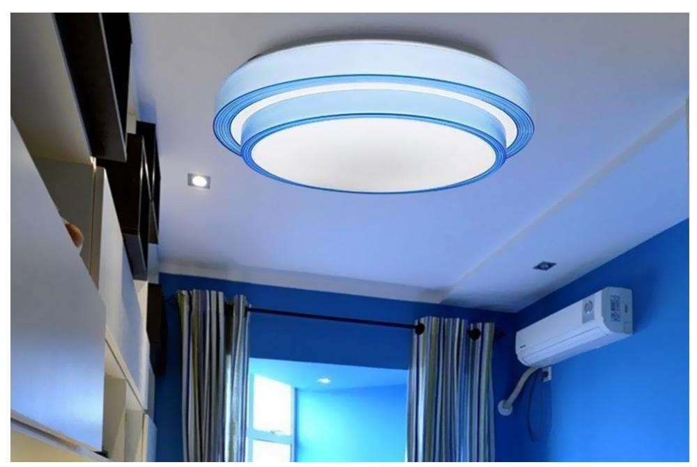 35CM AC 185 - 265V 15W 1200LM SMD 5730 LED Ceiling Light Bedroom Lamp with 30 LEDs