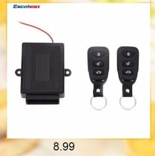 Generic Car Wireless Tire Pressure Monitor Alarm System+4 External