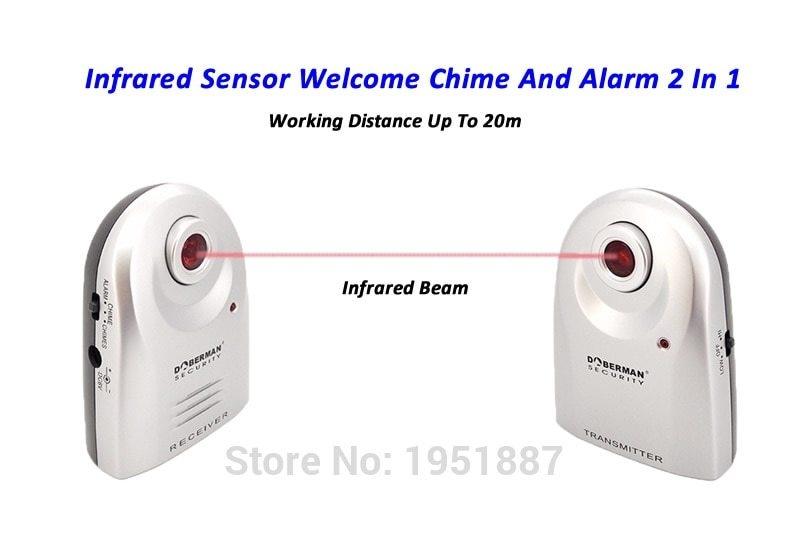 Generic High Quality SE-0161 Entry Defender Infrared Beam Sensor