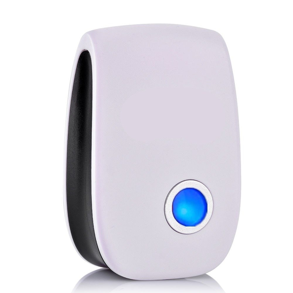 Security & Protection Ultrasonic Pest Repeller Electronic Mouse Bug Repellent Mosquito Pest Rejector Killer Pest Control Device Anti Insects