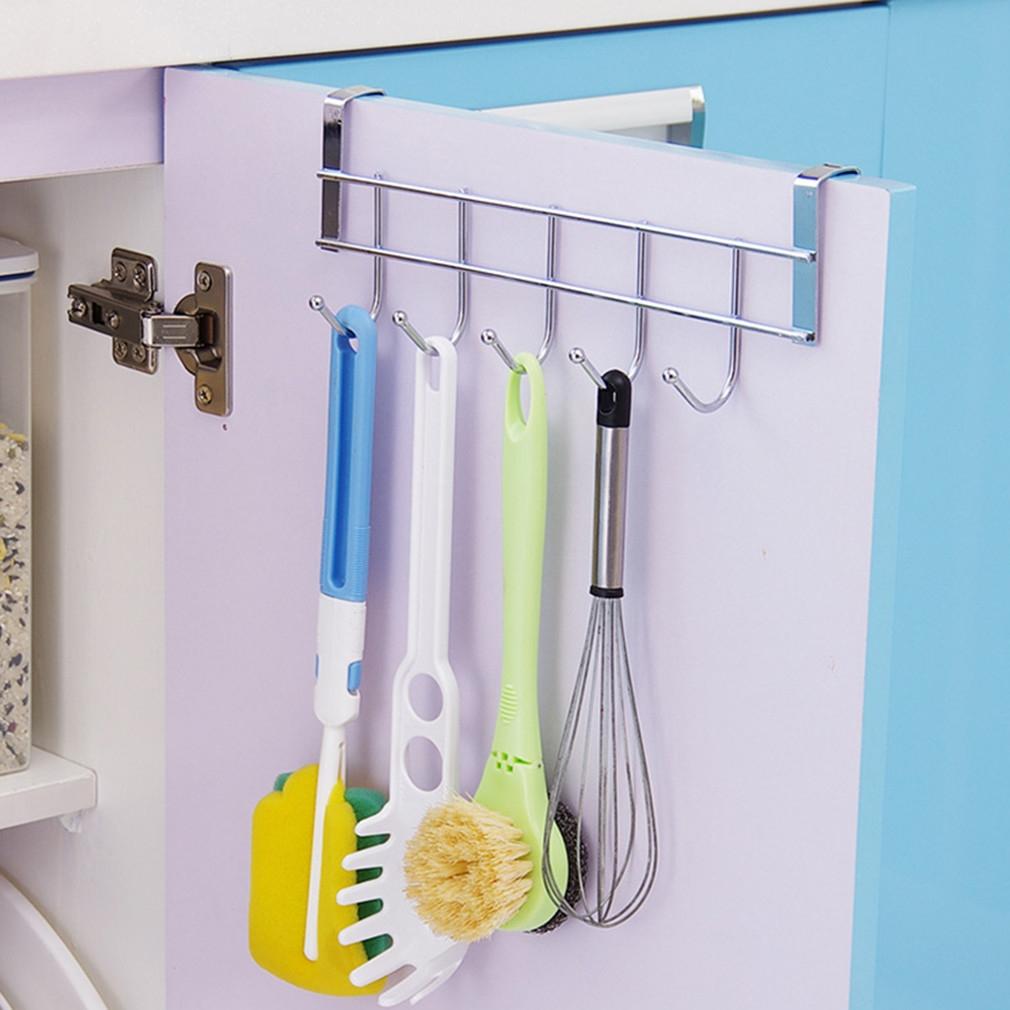 Bathroom Towel Door Hanger: Buy Allwin Over Door Home Bathroom Kitchen Coat Towel