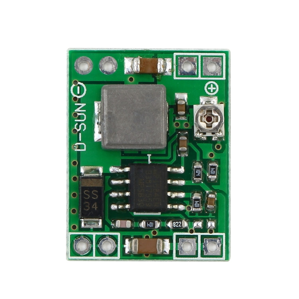 Buy Allwin Mini 3a Dc Converter Adjustable Step Down Power Supply Switching Regulator Image