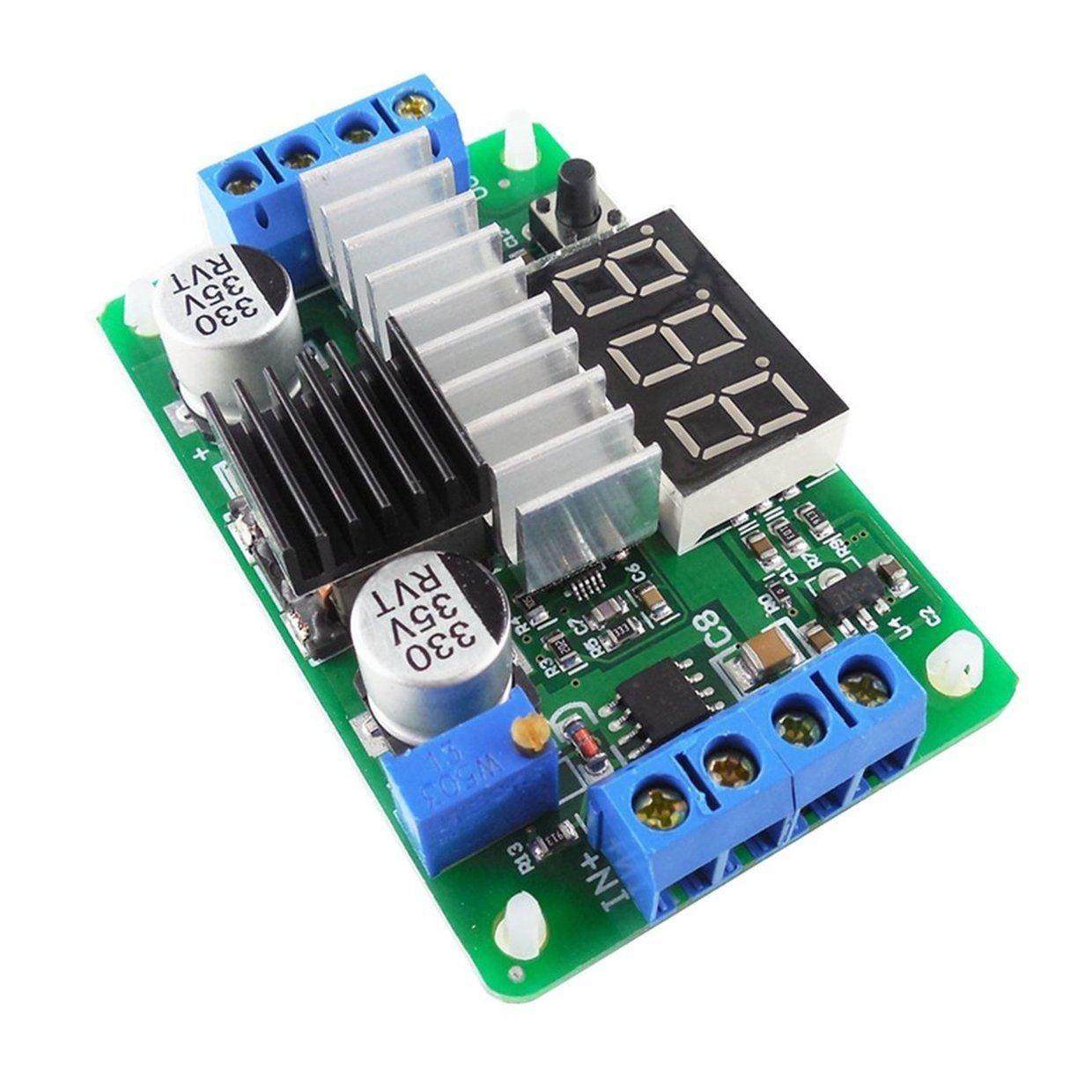 Buy Generic Or Ltc1871 Dc Step Up Booster Converter 35 30vdc Led 100w Boost Power Module Image