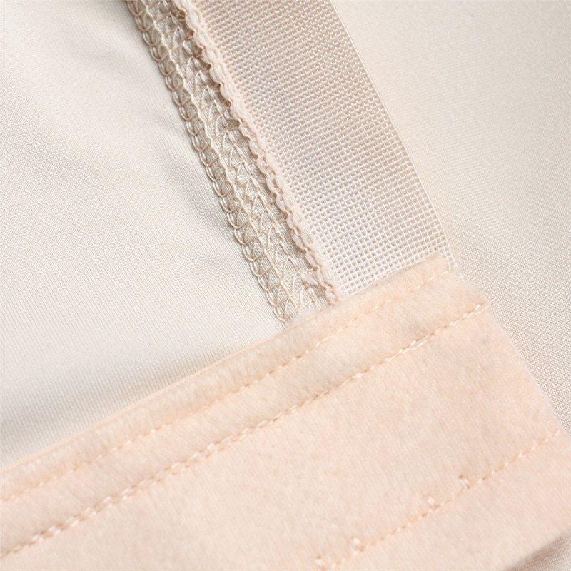Plus Size Hot Latex Women's Body Shaper Post Liposuction Girdle Clip and Zip Bodysuit Vest Waist Shaper Reductoras Shapewear (10)