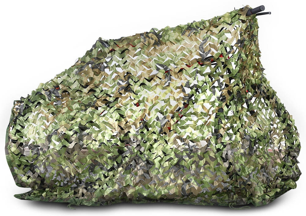 1M x 2M Military Army Hunting Camping Tent Car Cover Camouflage Net Netting