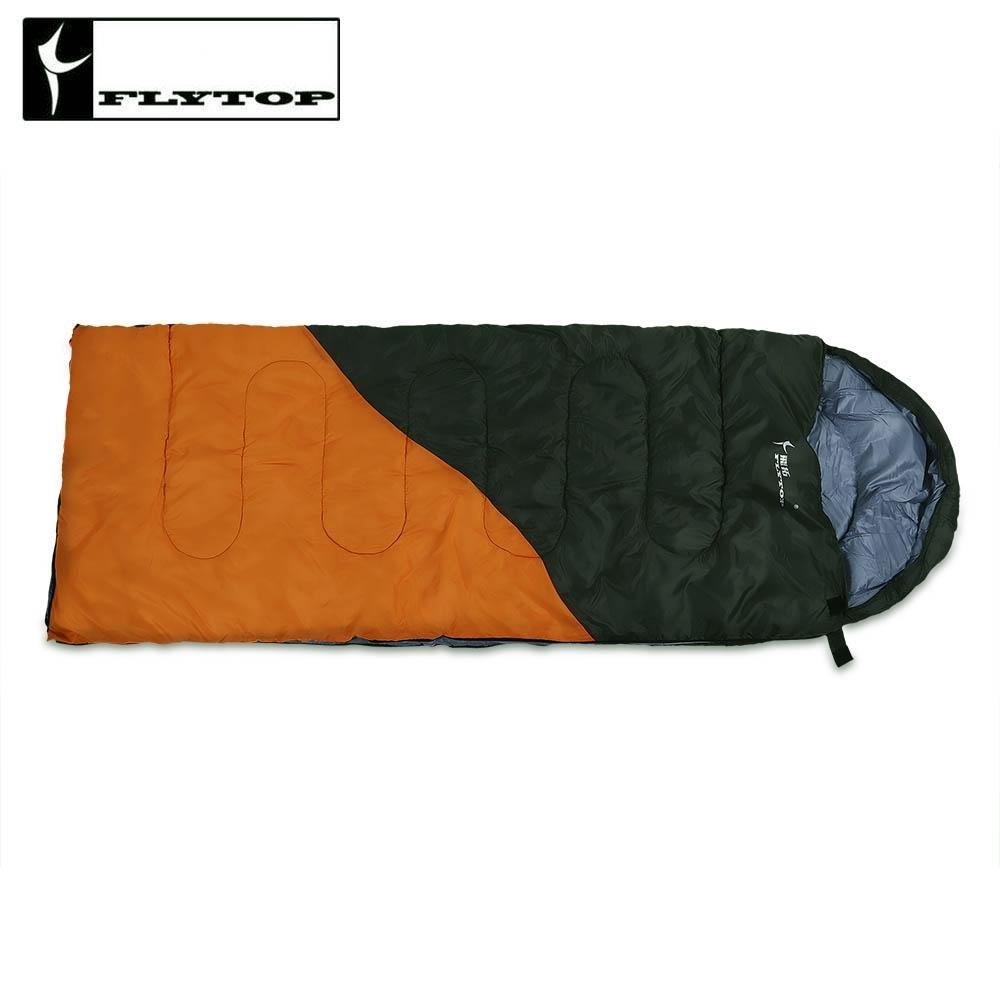 Camping Travel Water Resistant Envelope Sleeping Bag ...