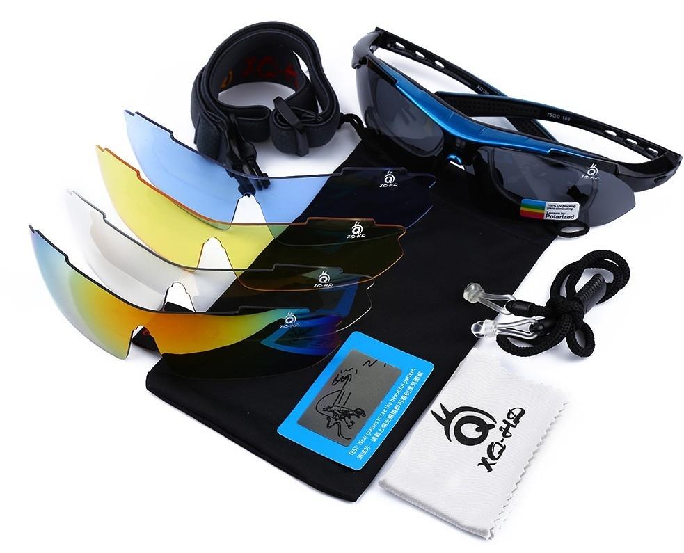410428edf9 Generic XQ - 100 Professional Polarized Cycling Glasses Casual ...