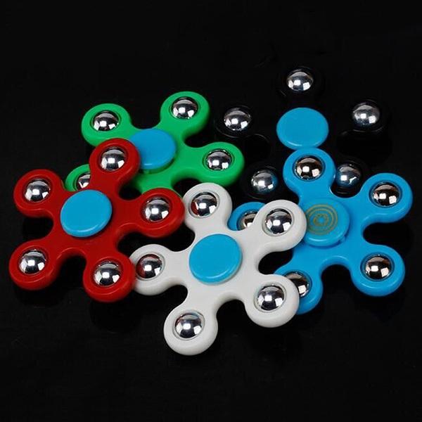 Stress Relief Toy Ball Bearing Fidget Spinner