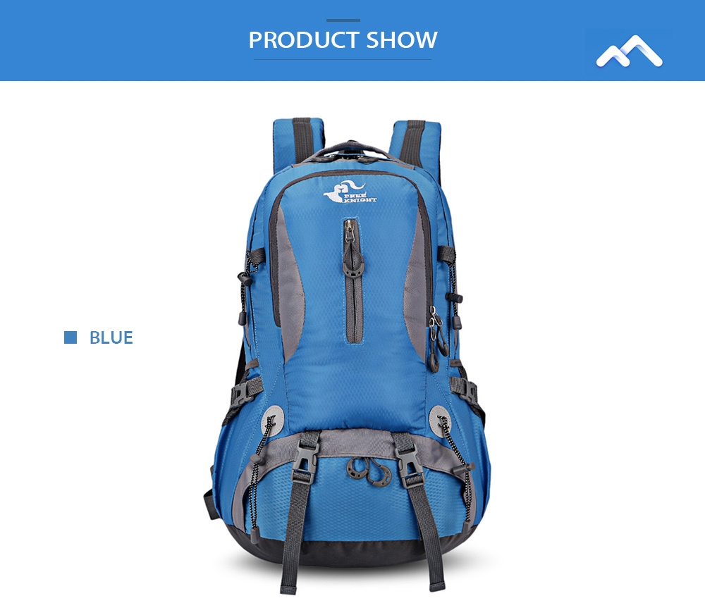 199173f160 Generic FREEKNIGHT 0398 30L Water Resistant Climbing Hiking Backpack ...