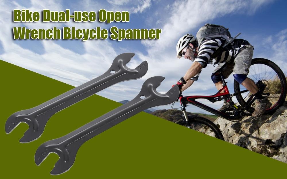 Generic 2pcs Bike Wrench Bicycle Repair Tool Mountain Bike