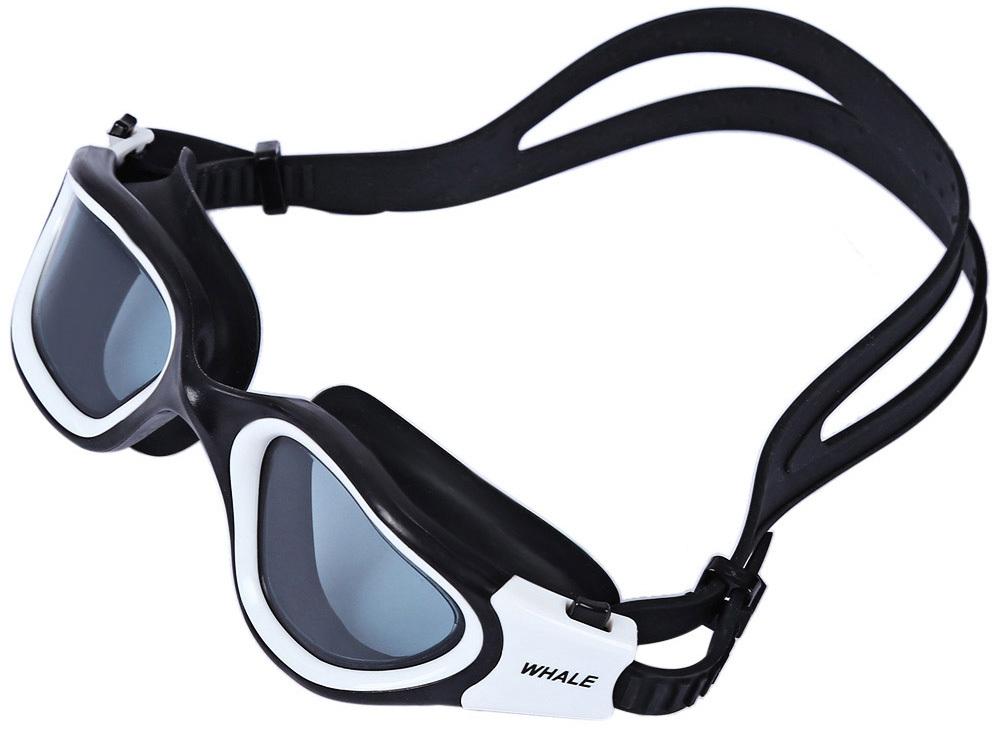 Whale Swimming Goggles Anti-fog UV Protection Swim Glasses