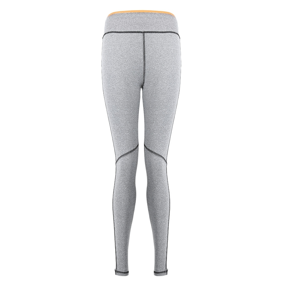 b42301d040db1 Generic Yoga Pants Tight Sport Leggings For Running With Side Stripe -  Orange