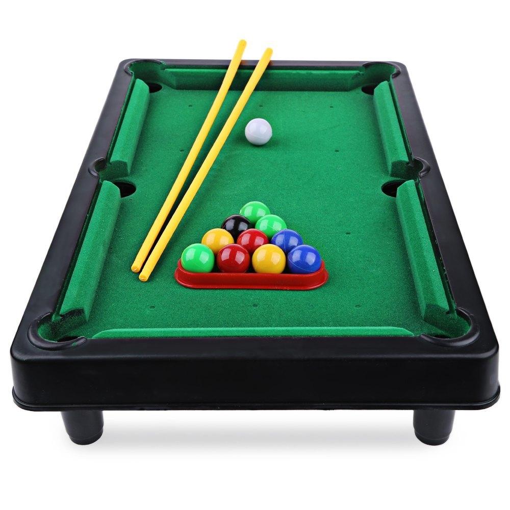 buy generic mini billiard ball snooker pool table top game set colormix best price online. Black Bedroom Furniture Sets. Home Design Ideas