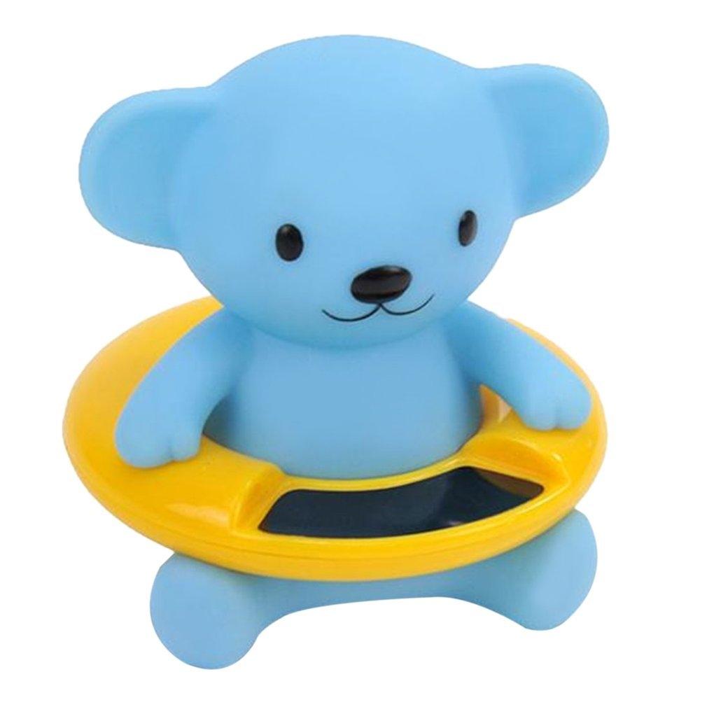 Buy Generic TA Water Thermometer Cute Cartoon Animal Shape Baby Bath ...
