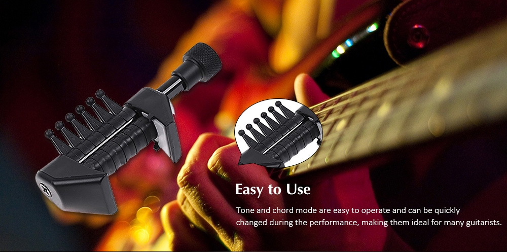 FA-20 Acoustic Guitar Capo Strings Multifunction Open Tuning Spider Chords