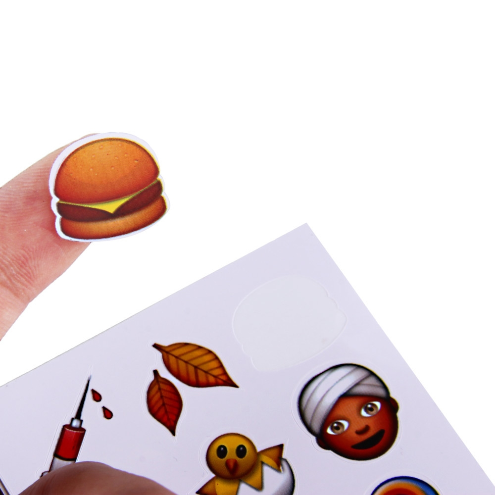 Generic novelty emoji sticker paster for home decor phone for Home decorations on jumia