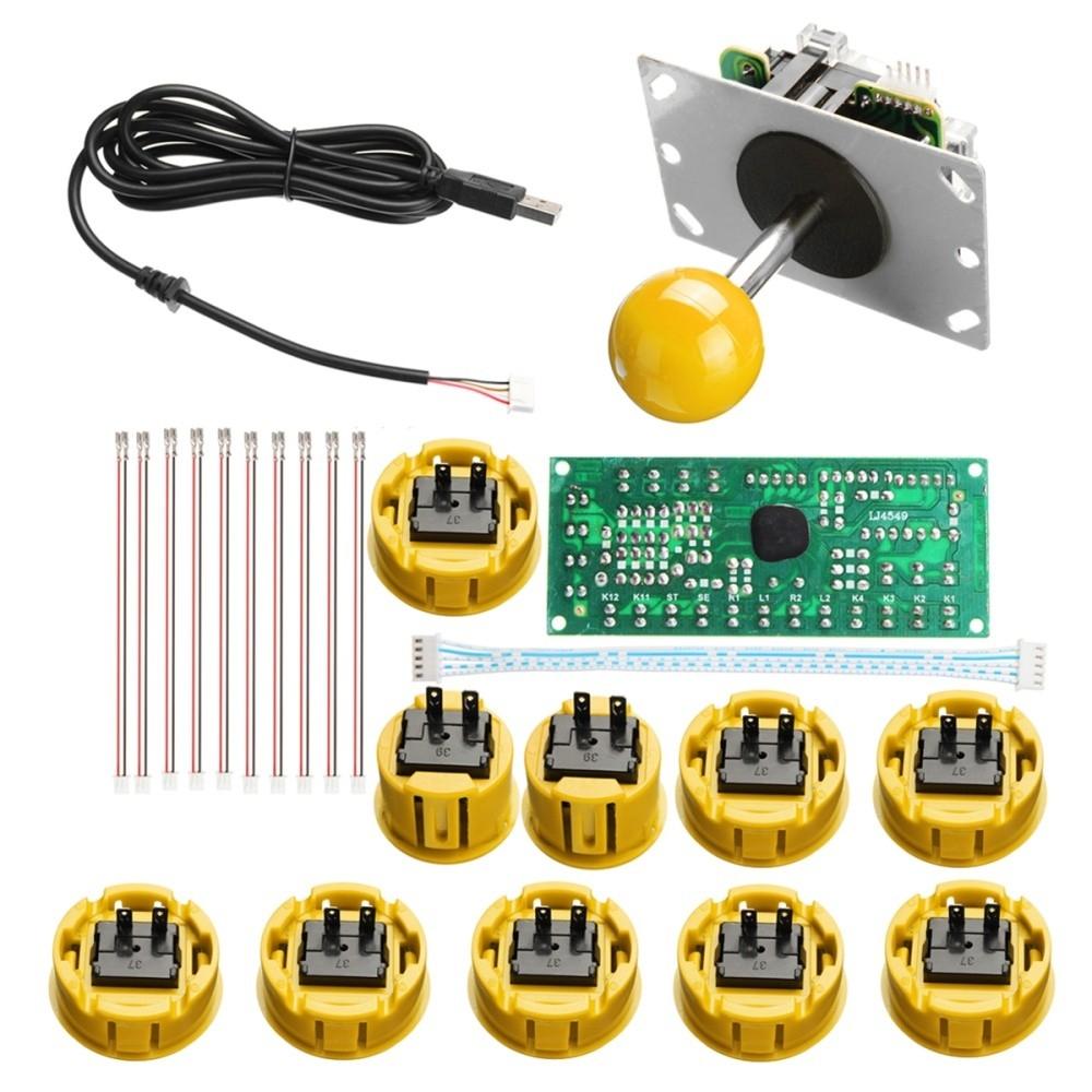 Buy Generic Arcade Diy Kits Parts Usb Encoder To Pc China Sanwa Joystick Wiring Diagram Image