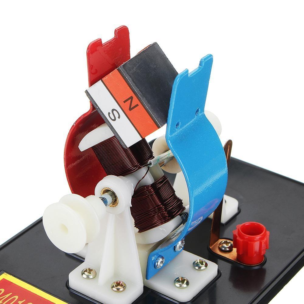 Generic DIY Simple DC Electric Motor Model Assemble Kit for