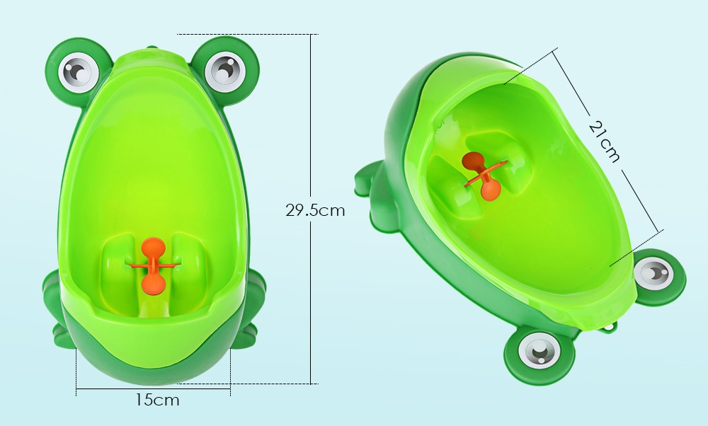 Washable Environmental PP Material Babies Urinal