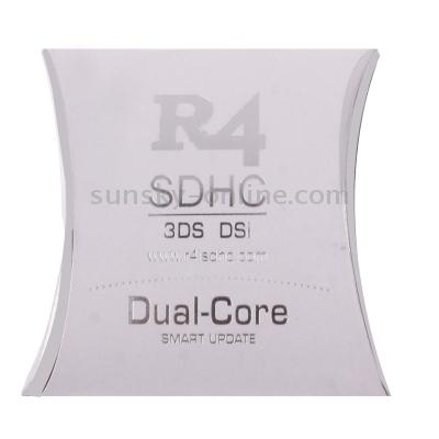 Generic (2018 Version) Ndsi V1 45 + 3DS V5 1 0, R4 SDHC Dual