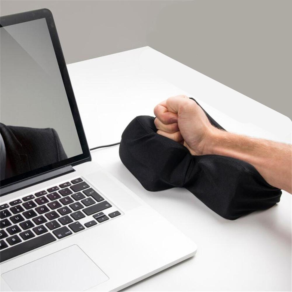 Computer Keyboard Sponge USB Big Enter Key Pillow Desktop for Home Office Laptop