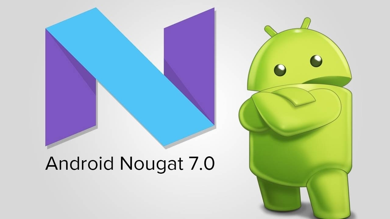 Image result for Android 7.0 (Nougat)