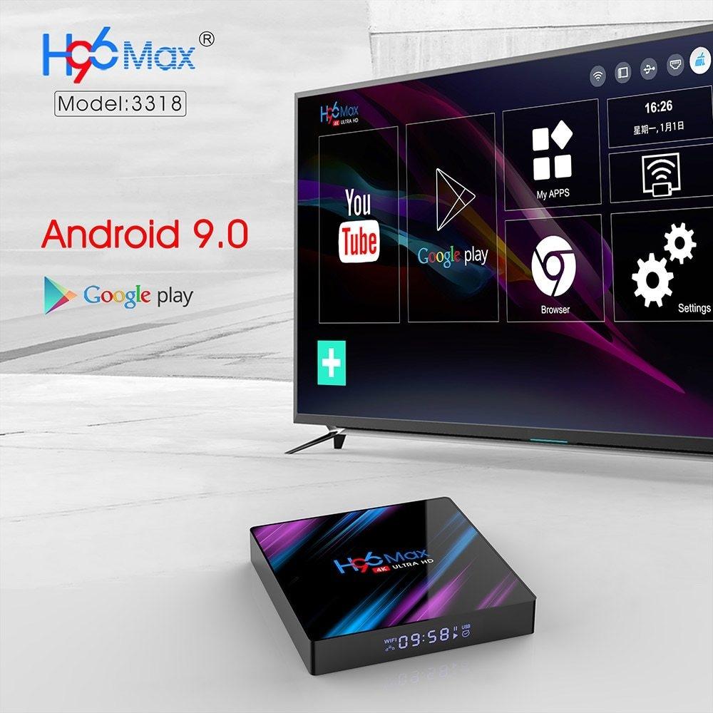 H96-MAX-RK3318-002-4GB