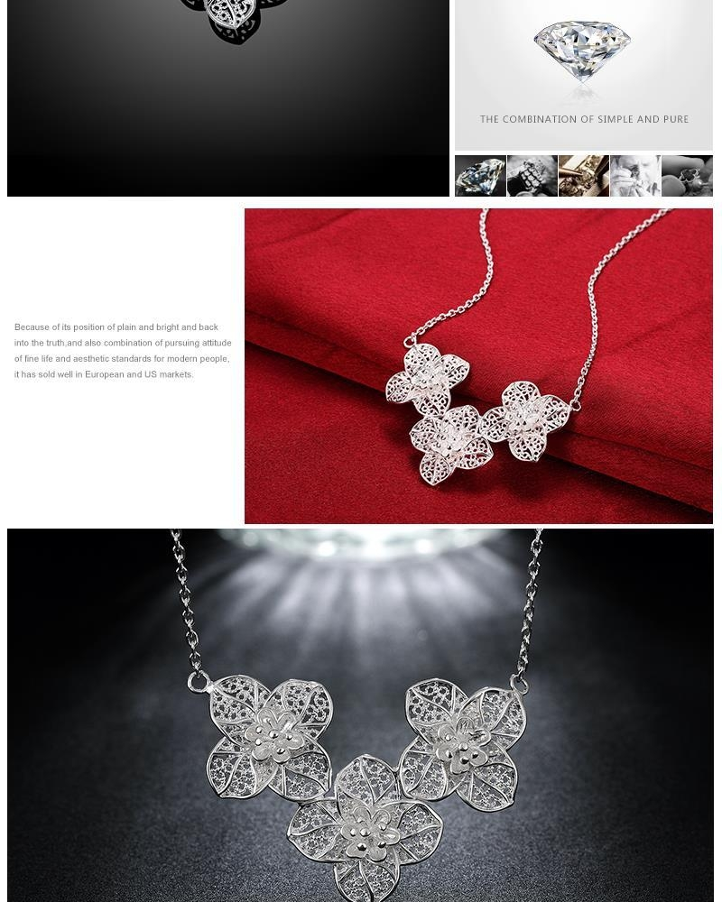 N754 New Fashion Popular Chain Necklace Jewelry
