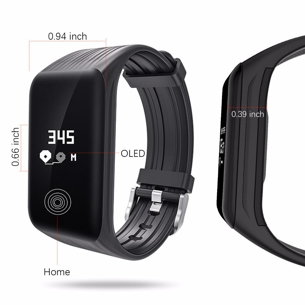 Holife Hot Sale K1 Smart Bracelet Fitness Tracker Smart