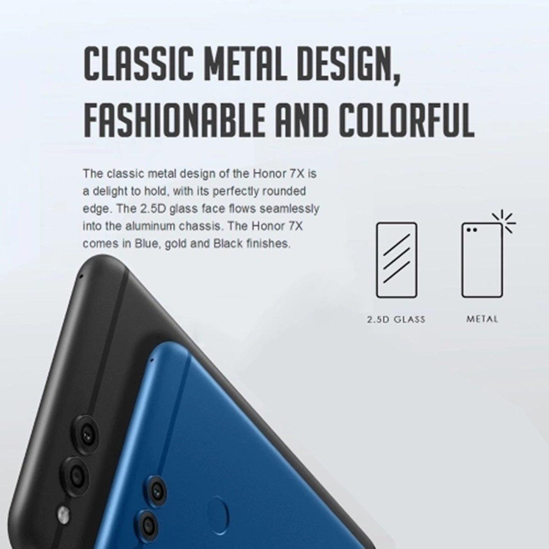 Honor 5 93Inch Huawei Honor 7X 4G Cellphone 4GB RAM 32GB ROM
