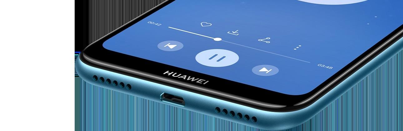 Huawei Y6 Prime 2019 Histen 5.0