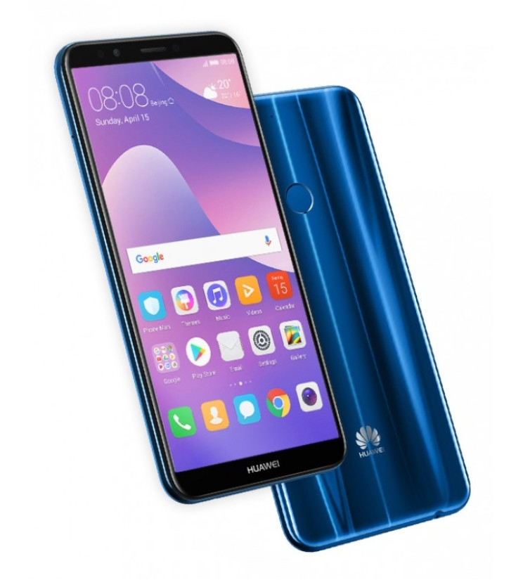 Image result for huawei y7 prime (2018)