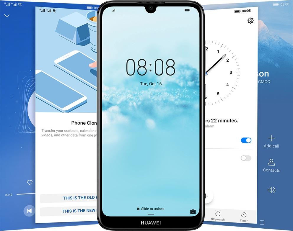 Huawei Y6 Prime 2019 EMUI 9.0