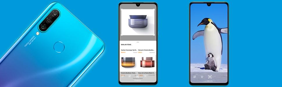 Huawei P30 dual-SIM mobile phone