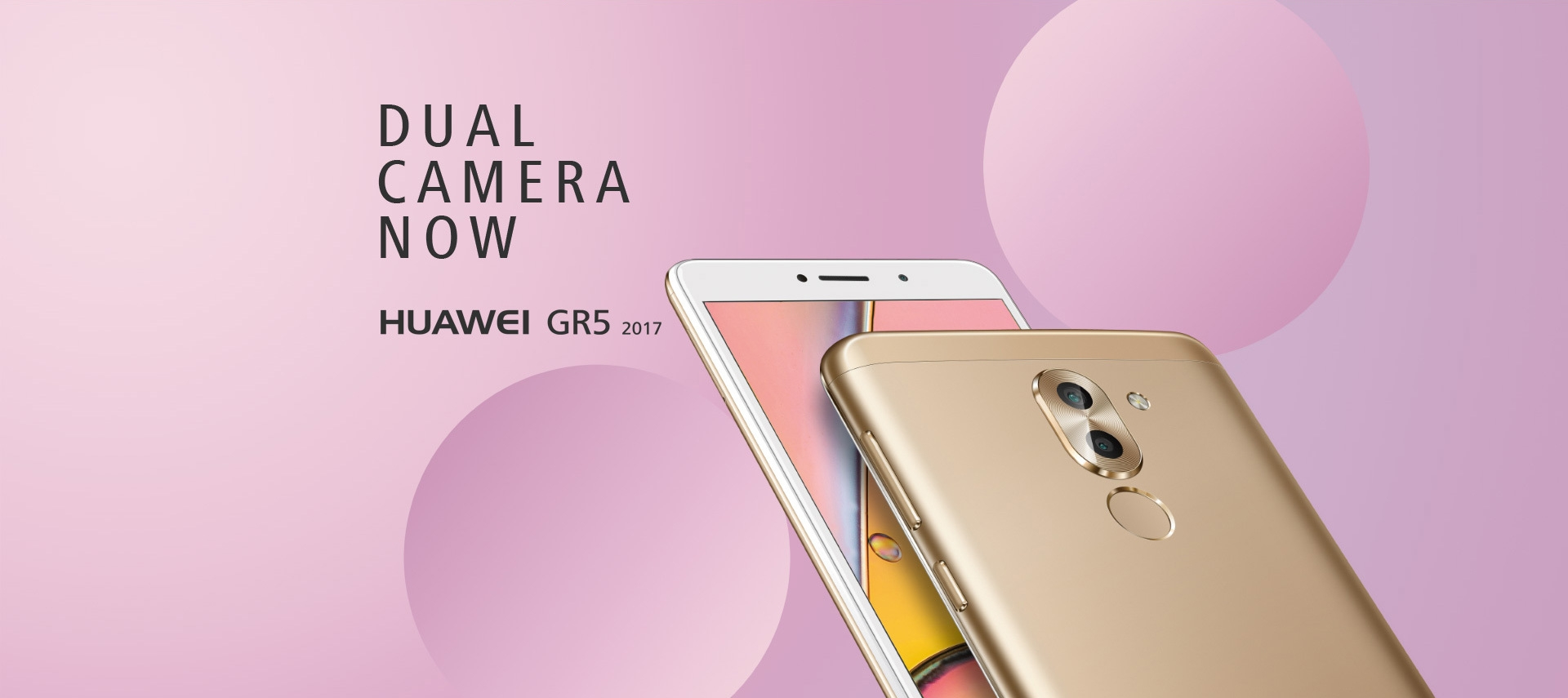Huawei GR5 2017 smartphone
