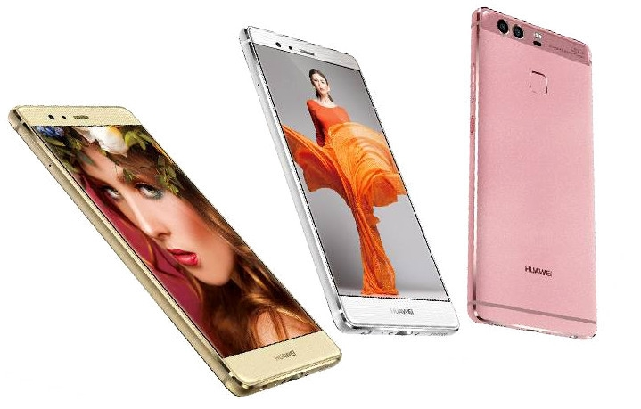 Image result for Huawei p9  Dual Lens