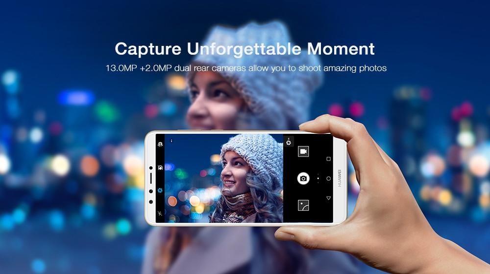 HUAWEI Enjoy 8 Plus / Y9 2018 4G Phablet Kirin 659 Octa Core