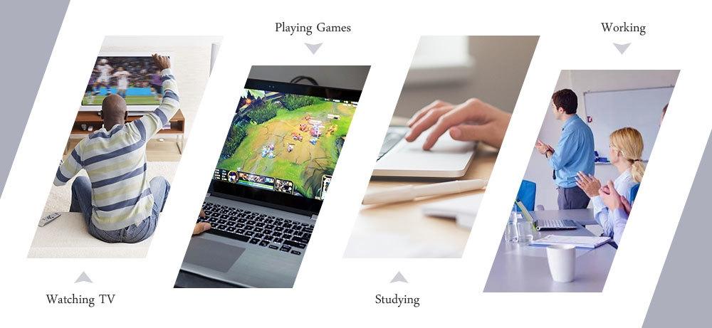 iPazzPort 75BT Wireless Keyboard BT3.0 Folding Ultra-slim Design 64 Keys for iOS Android Windows