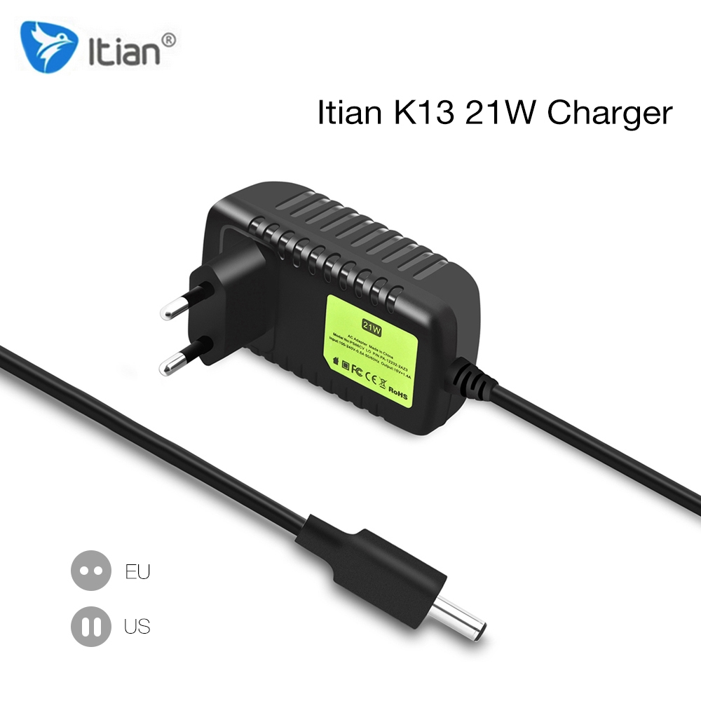 Itian K13 21W Power Supply Charger Adapter for Amazon Echo / Echo Show / Fire TV