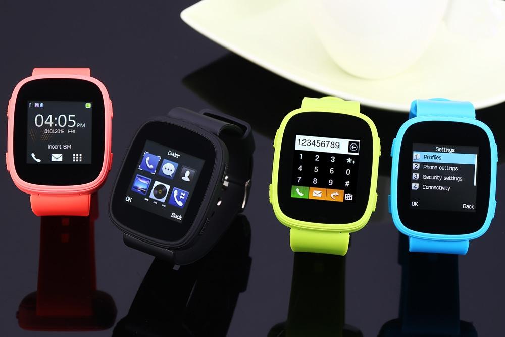 KENXINDA S7 1.54 inch Smartwatch Phone MTK6261 Bluetooth Sound Recorder Heart Rate Measurement Function