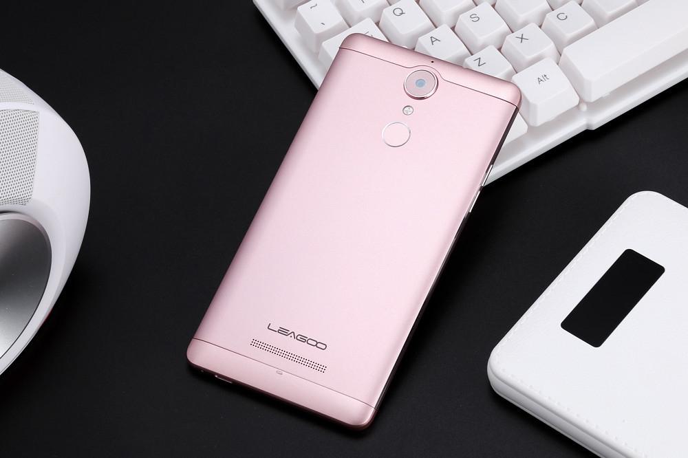 Leagoo T1 Plus Android 6.0 5.5 inch 4G Phablet MTK6737 1.3GHz Quad Core 3GB RAM 16GB ROM Fingerprint Scanner GPS Bluetooth 4.1