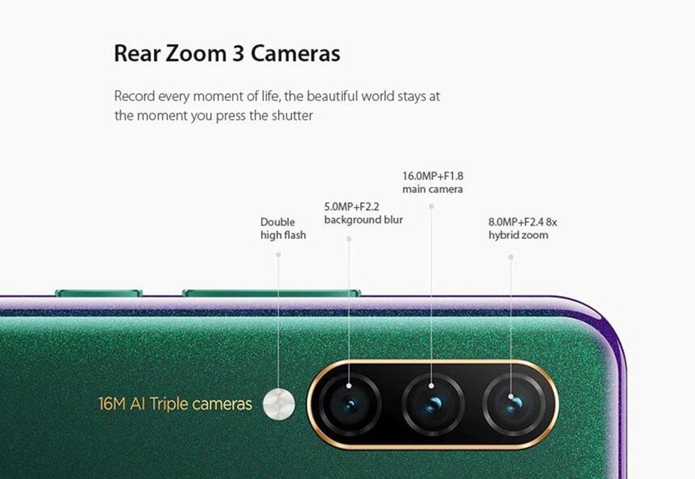 Original Lenovo Z6 Lite Snapdragon 710 Octa Core Triple Back Cams 6.3 Inch 19.59 Water Drop 4050mAh Smartphone (6)