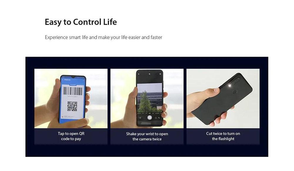 Original Lenovo Z6 Lite Snapdragon 710 Octa Core Triple Back Cams 6.3 Inch 19.59 Water Drop 4050mAh Smartphone (10)