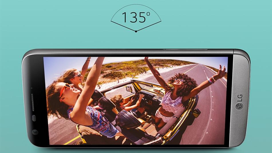 Refurbished LG G5 4GB RAM 32GB ROM  5.3inch 4G LTE Mobile Phones 16MP Camera Smartphones white 3