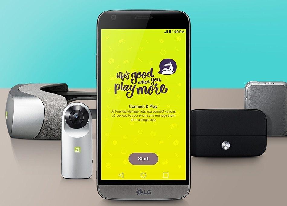 Refurbished LG G5 4GB RAM 32GB ROM  5.3inch 4G LTE Mobile Phones 16MP Camera Smartphones white 7